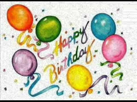 cestitke za rodjendan na engleskom Srecan Rodjendan   Happy Birthday   YouTube cestitke za rodjendan na engleskom