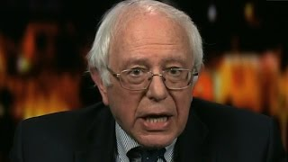 """Sanders on Trump: """"This guy lies all the time"""""""