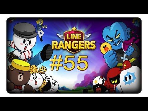 1 Million Coins :D #55 || Let's Play Line Rangers | Deutsch | German