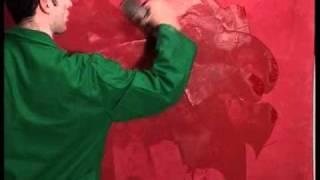 Raffaello decor stucco effetto Mantovano