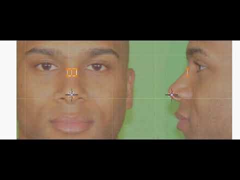 Detailed Head Modeling By Carlos R.B Part 1 , Www Double'u' Jay :D
