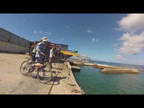 On and off road - Nauru 2013