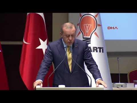 Cumhurbaşkanı Erdoğan: Türkiyenin AByle ilişkisine tahammül edemiyorsanız mertçe söyleyin ve gereğini yapın