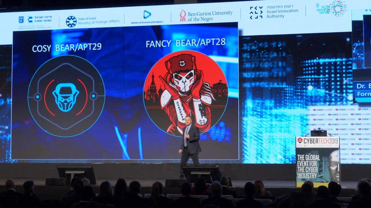 Democracy is Under Attack- Cybertech 2019- Erel Margalit