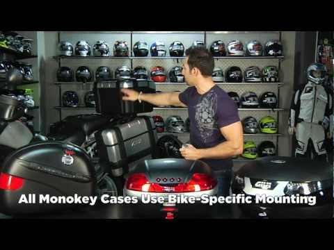 Thumbnail for Givi Monokey Topcase & Sidecase Overview