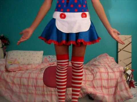 Words... raggedy ann and andy costume for adult