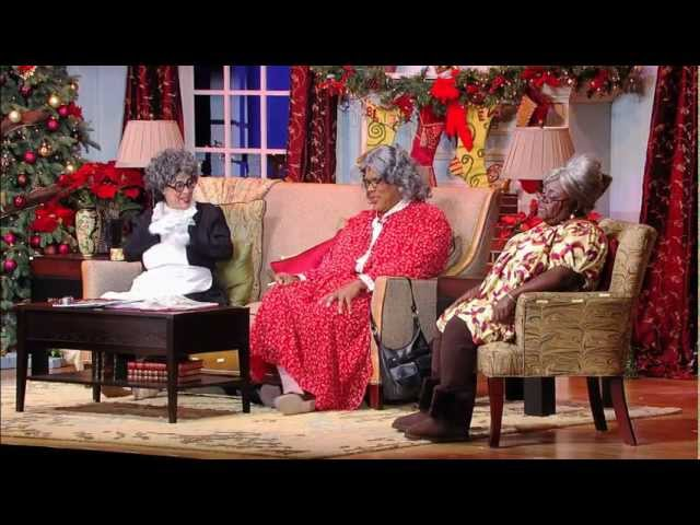 Tyler Perry Wants To Spend Christmas