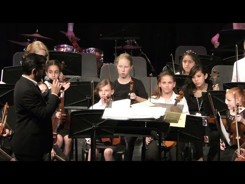 2016 (May) Clearwater Fundamental Middle School ,Spring Concert    4K
