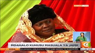 Mawaidha na Bi Msafwari  Mdahalo kuhusu masuala ya jami