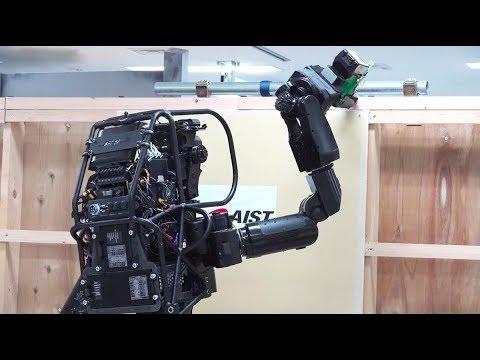 日本發明機器人工匠, 取代人類做體力工作, 解決老齡化問題
