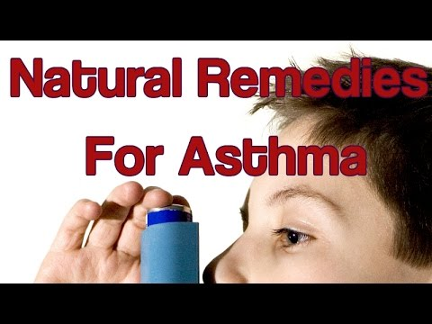 Natural Remedies For Asthma  - Cure Your Asthma Naturally With Home Remedies