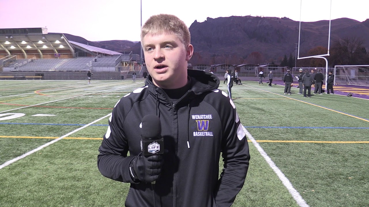 Wenatchee Running Back Nate Blauman on Quitting 2019-11-01