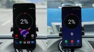 OnePlus 5 vs. Samsung Galaxy S8 Daily Commute