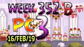Angry Birds Friends Tournament Level 3 Week 352-B PC Highscore POWER-UP walkthrough