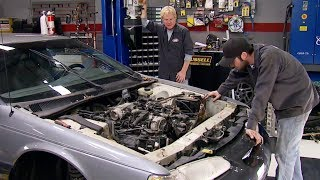 Stripping Down a '97 Thunderbird To Make It a 427 Sleeper - HorsePower S15, E4