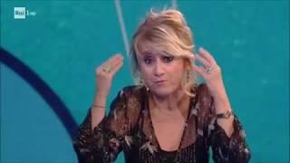Luciana Littizzetto e i regali di Natale - Che tempo che fa 10/12/2017
