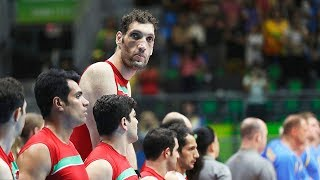 Morteza Mehrzad  246 cm | Volleyball Giant