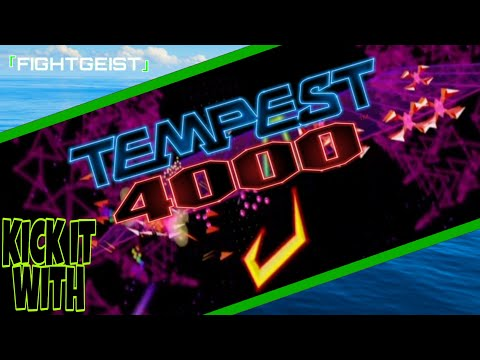 KICK IT WITH: Tempest 4000  