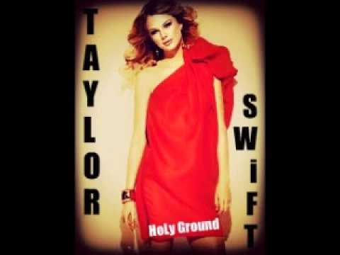 Holy Ground by Taylor Swift (Audio)