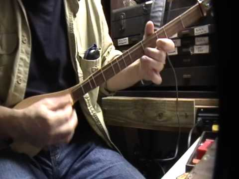 Mountain dulcimer vs Stick Dulcimer DEMO what to play