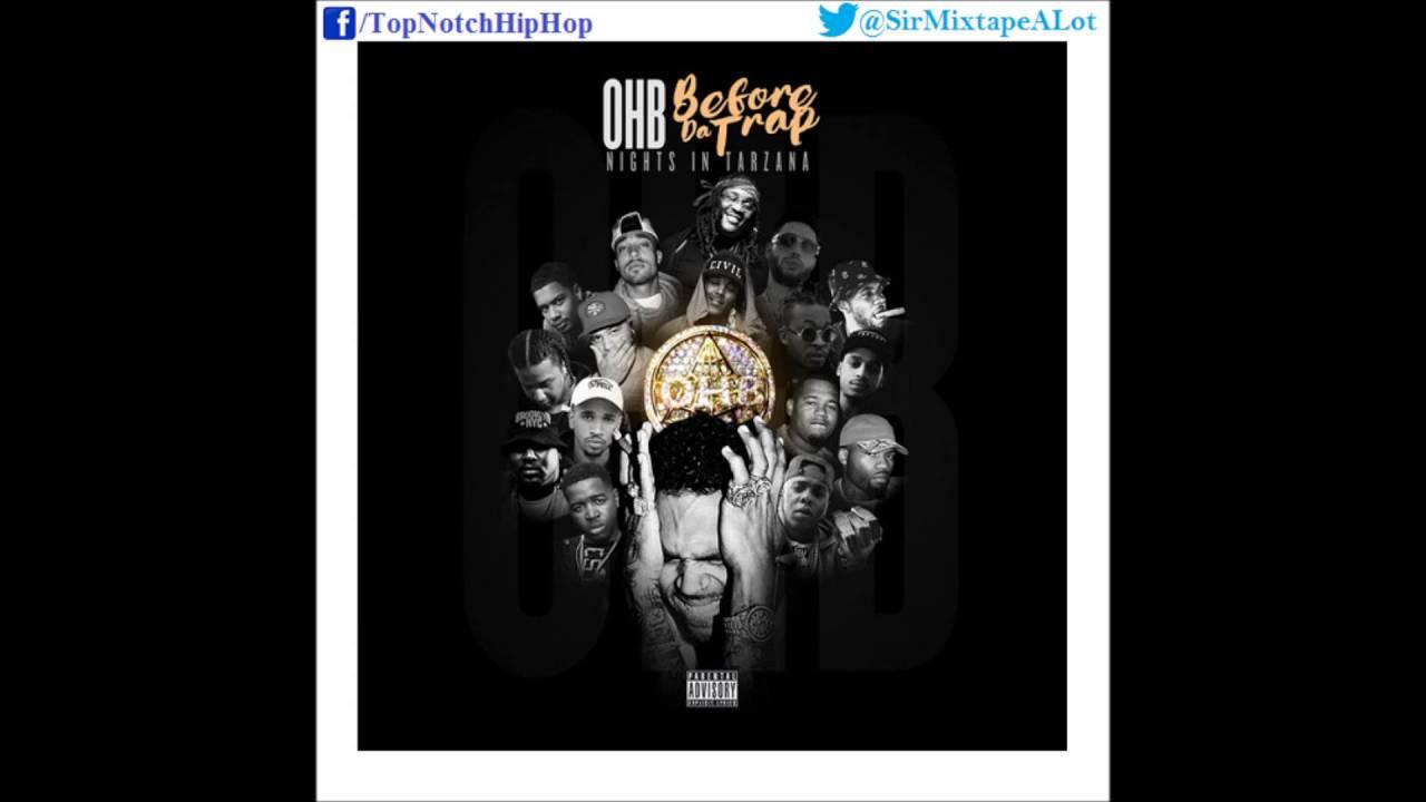Chris Brown & OHB - Shut Down (Ft. Hoody Baby, Young Blacc, Young Lo & Dee Cosey) [Before Th