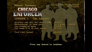 Chicago Enforcer (Xbox) - Chapter 2
