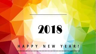 Top 10 HAPPY NEW YEAR 2018 WALLPAPERS