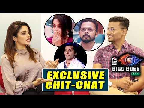 Exclusive Chit-Chat With Neha Pendse | Bigg Boss 12 | Shocking Revelations On Dipika, Sree, Karanvir thumbnail