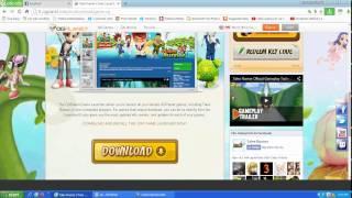 Hướng dẫn đăng ký và download Tales Runner OGPlanet - By Dũng