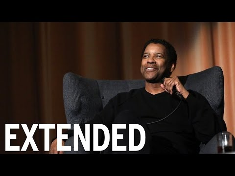 Denzel Washington Is Not Excited About His Birthday EXTENDED