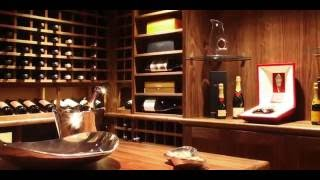 Wine Cellar Designs by Papro Consulting, 'Traditional Walnut '