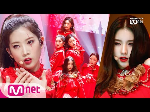 LOONA -  MoonOriginal Song by SUNMI Halloween Special Stage  M COUNTDOWN 191031 EP641