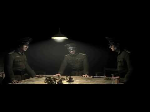 Axis & Allies WW2 RTS - ALL CINEMATICS -