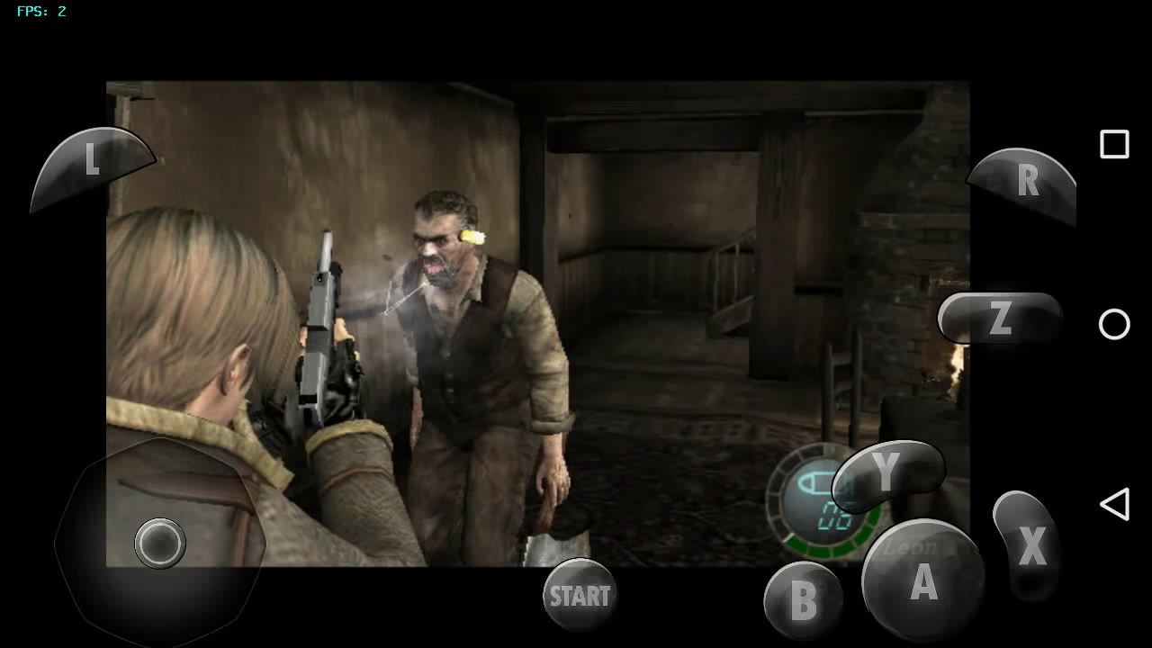 Free download resident evil 5 apk for android.