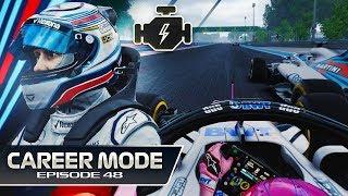 F1 2018 Career Mode Part 48: Engine Change DURING Qualifying