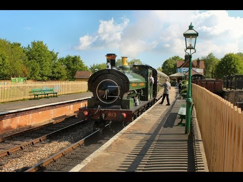 2018 Bluebell Railway Branch Line Weekend
