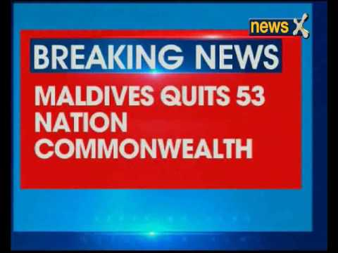 Maldives withdraws itself from Commonwealth over alleged discrimination