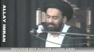 00112 PROFESSOR SYED ZULFIQAR HUSSAIN NAQVI