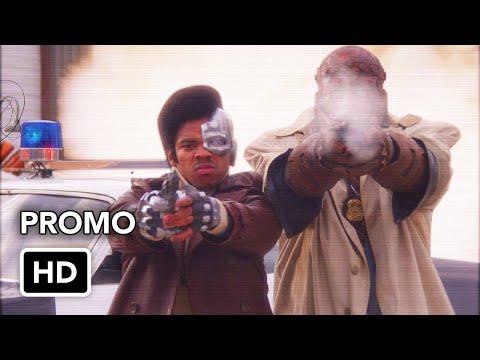 Doom Patrol 2x05 Promo Finger Patrol Hd Dc Superhero Series