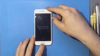 Замена модуля дисплея IPhone 6