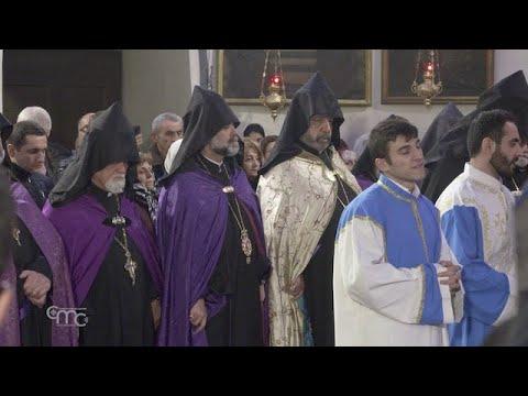 Armenian Christmas In Bethlehem