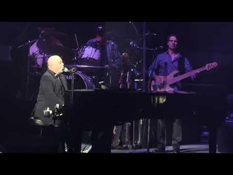 """Piano Man"" Billy Joel@Madison Square Garden New York 9/27/19"