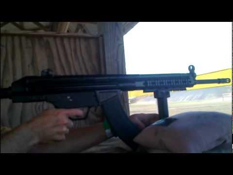 Ptr 32 firing test with grip pod youtube publicscrutiny Choice Image