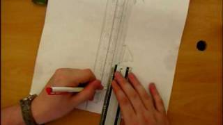 speed drawing Cruise ship My own design.