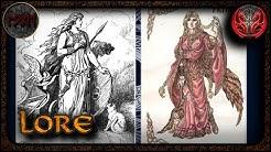 Germanische Mythologie #36 Freyja, die Liebesgöttin