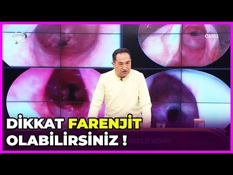 Farenjit Nedir? Nasıl Olur?   Dr. Feridun Kunak Show   28 Mart 2019