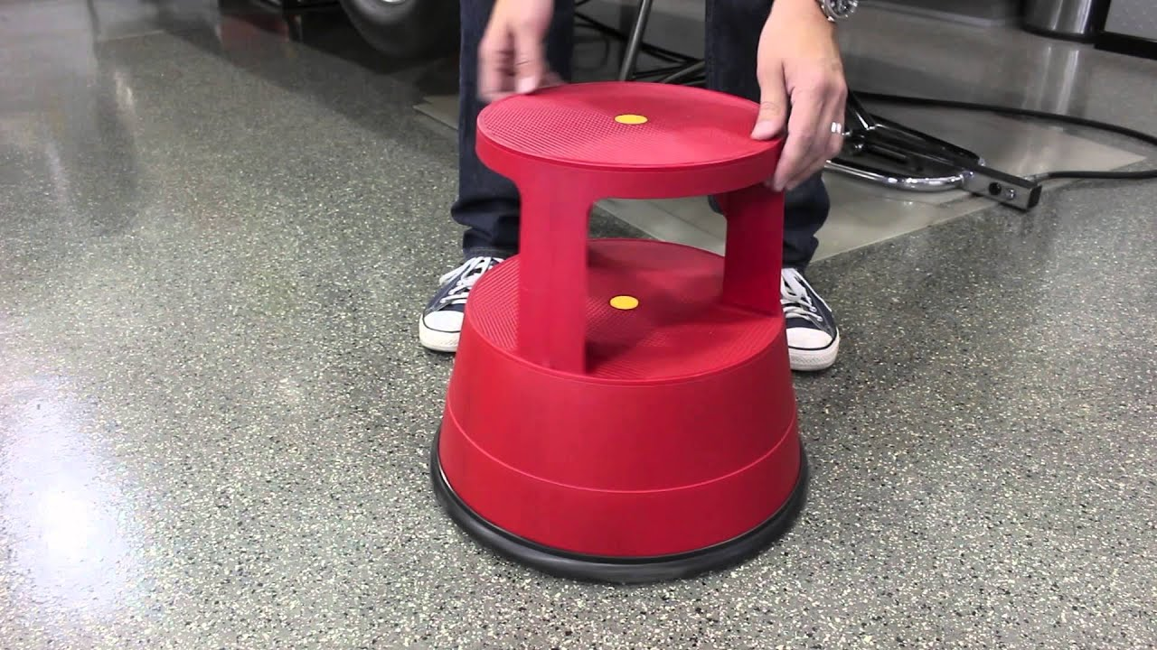 rolling by step kik stool marketlab