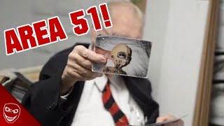 AREA 51 Mitarbeiter zeigt Fotos von Aliens? Boyd Bushman Mysterium!