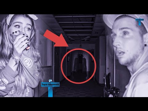 Top 10 Mysterious Scary Ghost Videos From Very Haunted Places