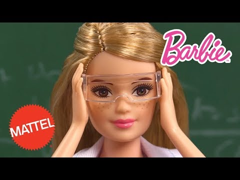 Top 10 Barbie Careers | Barbie | Mattel